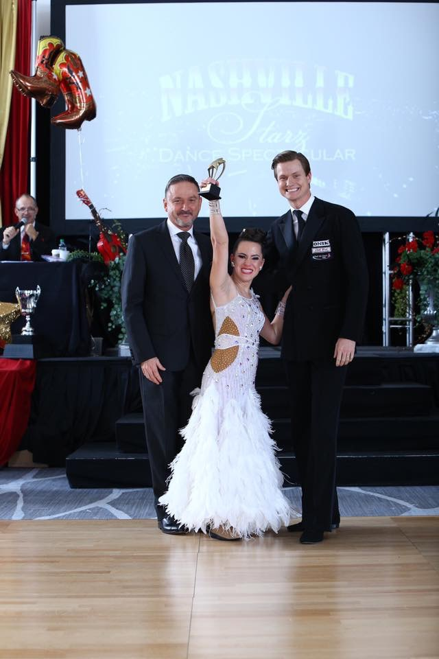 Lauren Takes First Place at the Nashville Stars Dance Spectacular