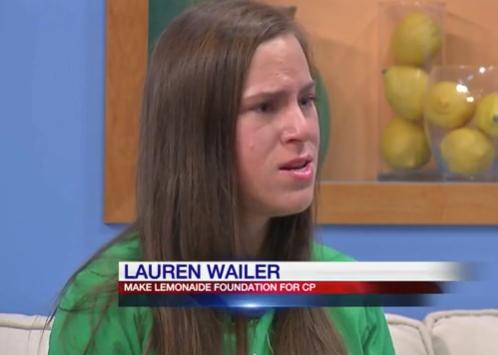 Lauren featured on WIBV News 4 Buffalo