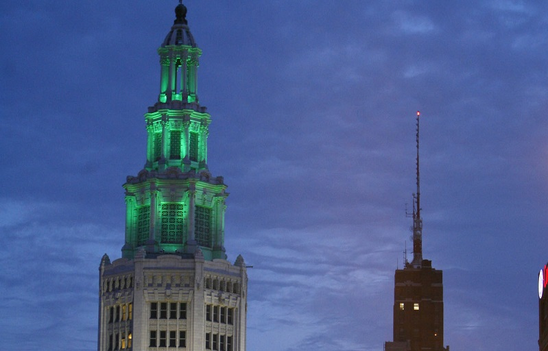 The Buffalo News Covers Light Up for CP Awareness Day